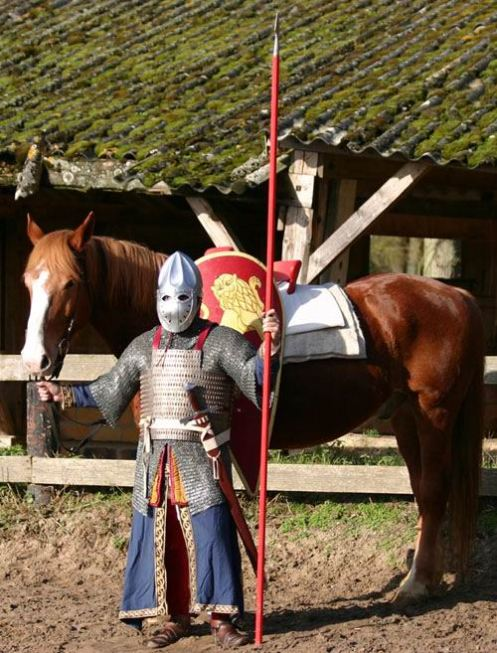 siculo-norman knight