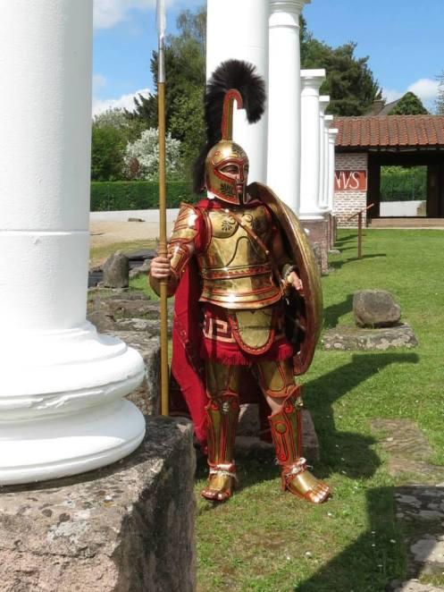 Archaic Hoplite.