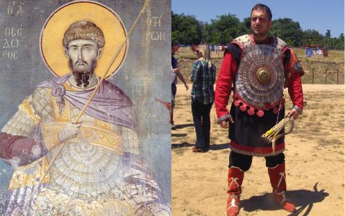 RomanArmyTalk - Byzantine Armor and arms during the 13th Century