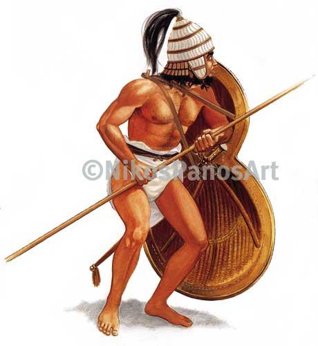 mycaenean spearman