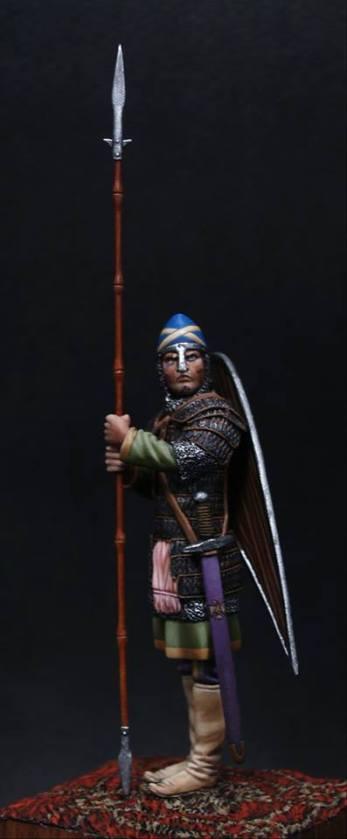 Νορμανδος ιππότης σε αυτοκρατορική υπηρεσ;iα από τον Ηλία Αναξνωστάκη