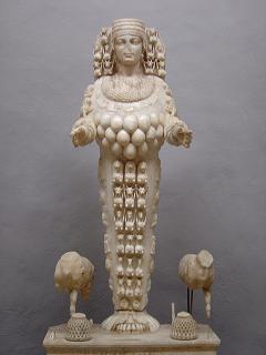 Ephesian Artemis.
