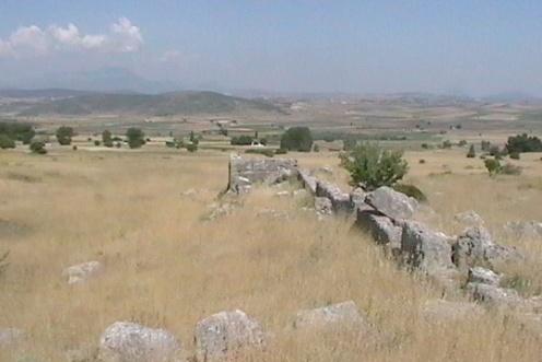 ruins of Platea